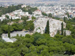Areopagus from the Acropolus
